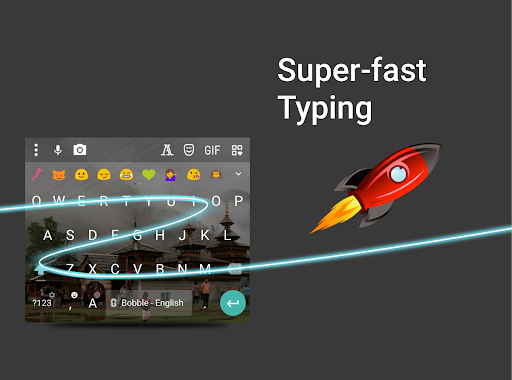 Bobble Indic Keyboard - Stickers, u0492onts & Themes android2mod screenshots 14