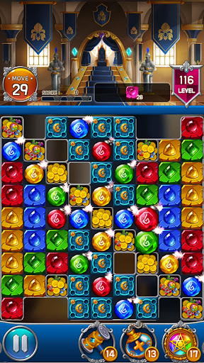Jewel Royal Castle: Match3 puzzle 1.7.1 screenshots 5