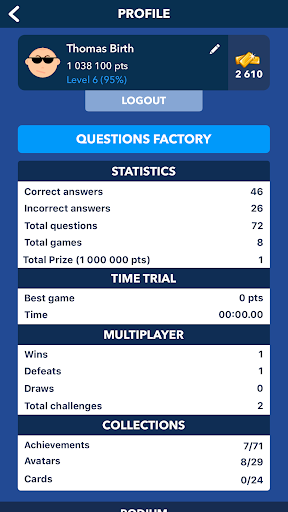 General Knowledge Quiz android2mod screenshots 8