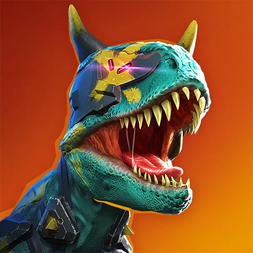 Dino Squad: 거대 공룡 3인칭 슈팅 게임