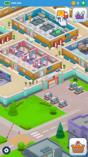 Idle Frenzied Hospital Tycoon 0.9 screenshots 7