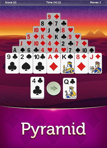 Magic Solitaire - Card Games Patience 2.10.1 screenshots 6