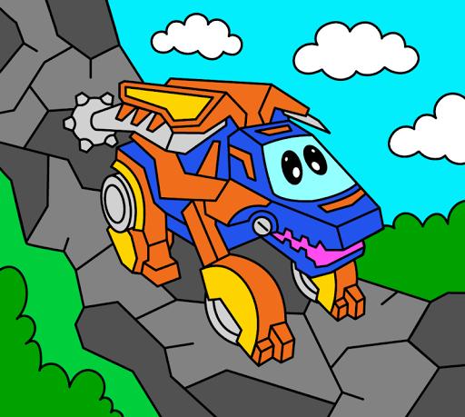 Painting : Robots apkdebit screenshots 3