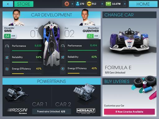 Motorsport Manager Online screenshots 8