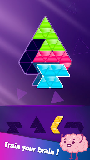 Block! Triangle Puzzle: Tangram  screenshots 9