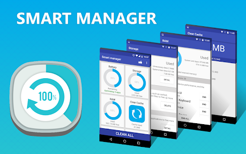 Smart Manager  Apps For Pc (Free Download On Windows 10, 8, 7) 1