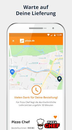 pizza.de | Food Delivery 6.20.0 screenshots 3