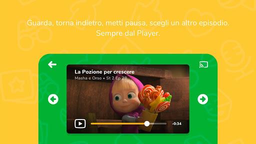 RaiPlay Yoyo 1.1.3 Screenshots 4