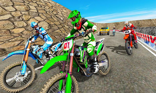 Dirt Bike Racing 2020: Snow Mountain Championship 1.0.8 screenshots 1