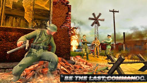 World War Survival Heroes:WW2 FPS Shooting Games 3.1.1 screenshots 1