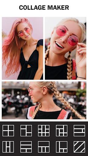 Photo Editor Picsa: Photo Collage Maker & Stickers  Screenshots 3