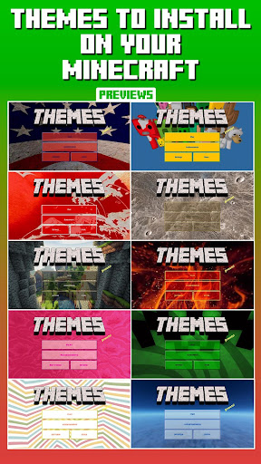Themes for Minecraft Free screenshots 1