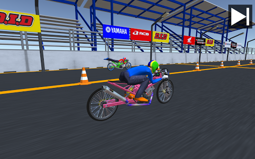 Drag King - 201m thailand racing game 2.0.2 Screenshots 1