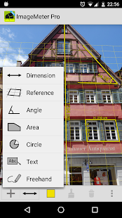 ImageMeter - photo measure Screenshot