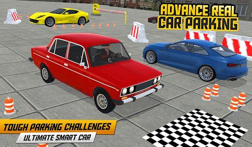 Prado Car Parking Game: Extreme Tracks Driving 3D  screenshots 10