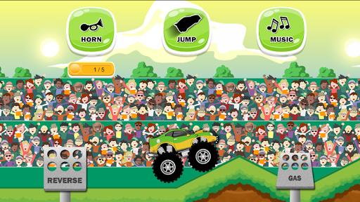 Monster Truck Game for Kids 2.8.1 screenshots 7