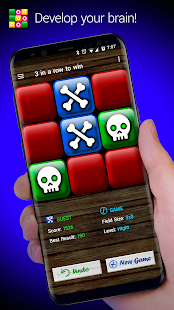 Tic Tac Toe Jumbo Pro Screenshot