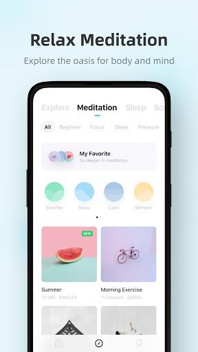 Tide - Sleep Sounds, Focus Timer, Relax Meditate  Screenshots 3