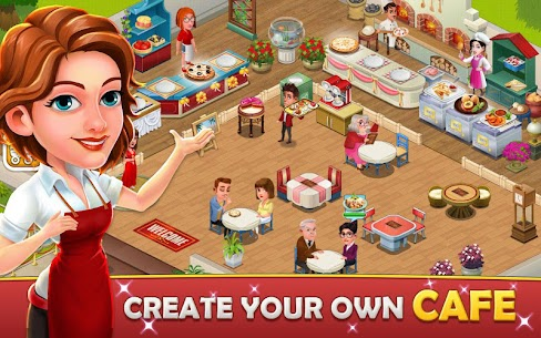 Cafe Tycoon – Cooking & Restaurant Simulation game 1
