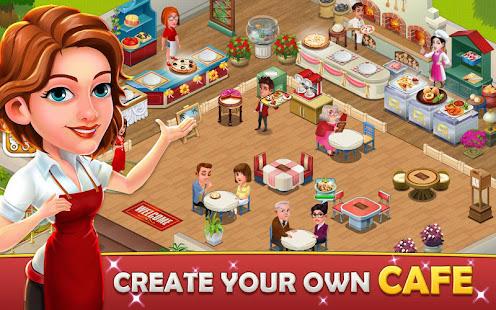 Cafe Tycoon u2013 Cooking & Restaurant Simulation game 4.6 Screenshots 1