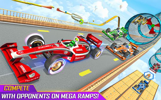 Formula Car Stunt Games: Mega Ramp Car Games 3d 1.6 screenshots 12