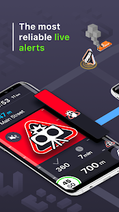 Coyote: Alerts, GPS & traffic Screenshot