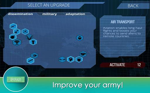 X-CORE. Galactic Plague. Offline Strategy game. 1.26 Screenshots 15