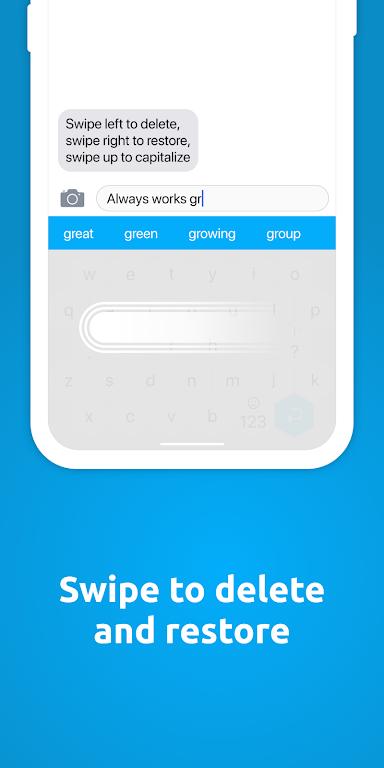 Offline Privacy Keyboard  poster 3
