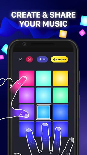 Beat Maker Pro - Music Maker Drum Pad android2mod screenshots 5