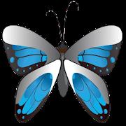 Flowers & Butterfly Stickers - WAStickerApps