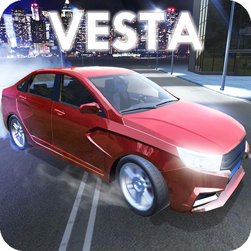 Russian Cars: VESTA Icon