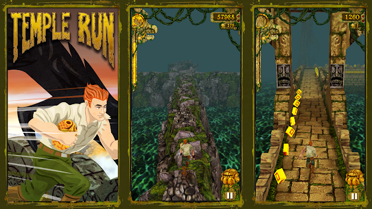 Download Temple Run MOD Apk [Unlimited Coins/Money] For Android 8