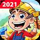 アイドル鉱夫-鉱山シミュレーションゲーム