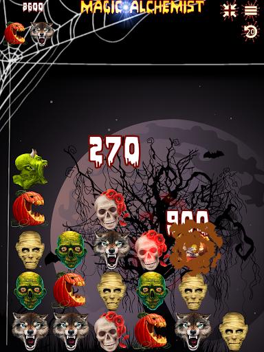 Magic Alchemist Halloween apkdebit screenshots 16