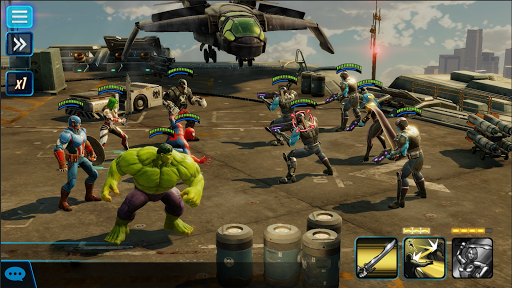 MARVEL Strike Force - Squad RPG 5.1.0 screenshots 6