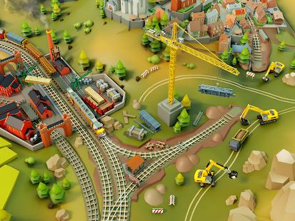 Train Station 2: Railroad Tycoon & Train Conductor