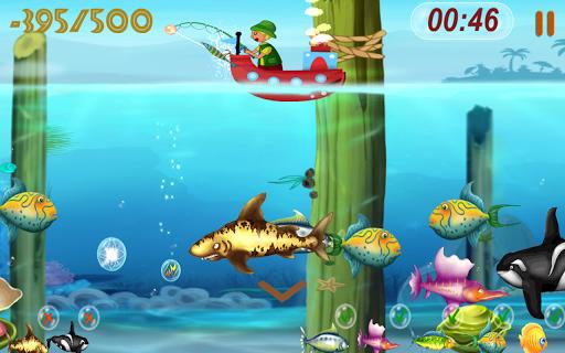 fishing games 2018 screenshot 1