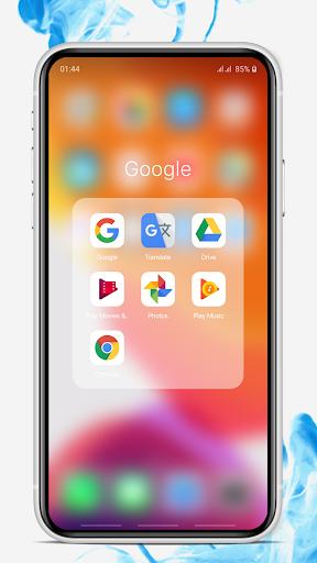 Launcher iOS 14 2.05 Screenshots 11