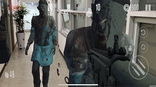 Dead Wave – AR Zombie Shooter Hack for iOS and Android 3