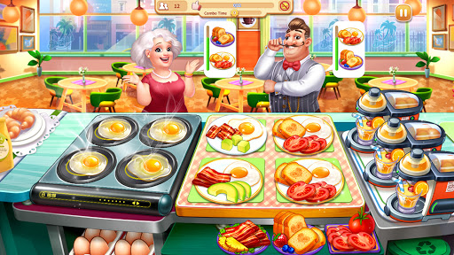 My Restaurant: Crazy Cooking Games & Home Design 1.0.30 screenshots 11
