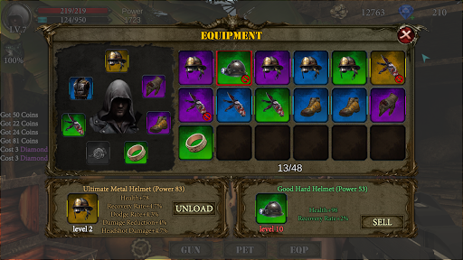 Tomb Hunter Pro 1.0.65 screenshots 3