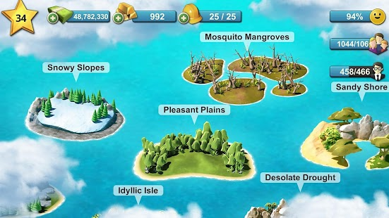 City Island 4 - Town Simulation: Village Builder Screenshot