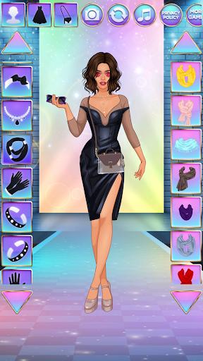 Fashion Show Makeover - Make Up & Dress Up Salon  screenshots 14