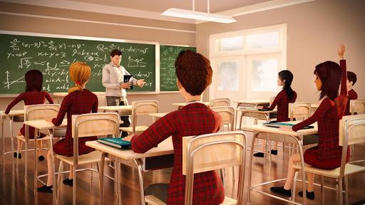 School Life Teacher Simulator - High School Games  Pc-softi 7