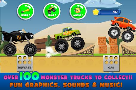 Monster Trucks Game for Kids 2 MOD Apk 2.7.9 (Unlimited Money) 2