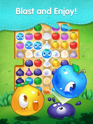 Fruit Splash Mania - Line Match 3 apkmr screenshots 9