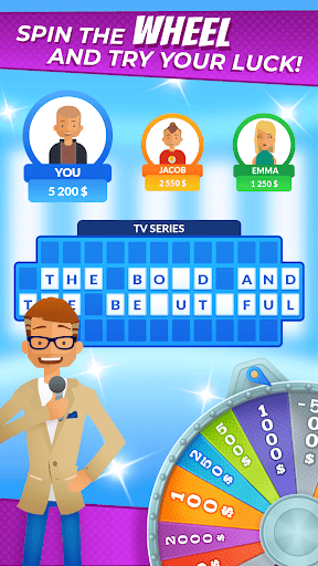 Spin of Fortune - Quiz 2.0.44 Screenshots 1