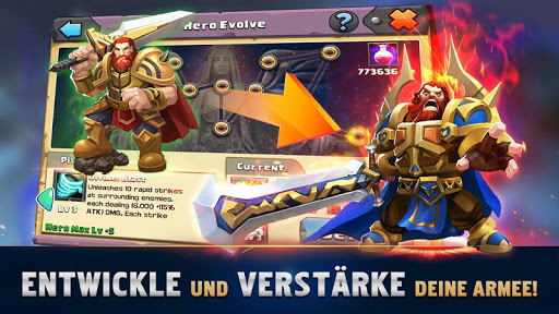 Clash of Lords 2: Ehrenkampf 1.0.224 screenshots 9