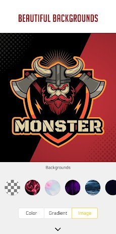 Esport Gaming Logo Maker - bマスコットアバタークリエーターのおすすめ画像4