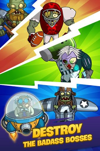 Zombie War: Idle Defense Game 25 screenshots 18